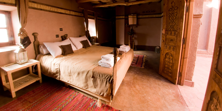 Kasbah Tebi provide a standard Family Suite