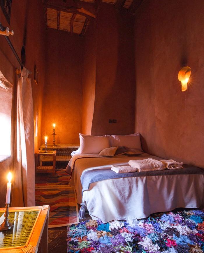 Kasbah Tebi : Standard Double Room