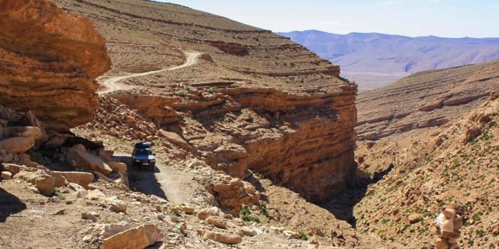 Kasbah Tebi Tour : Todra Gorges