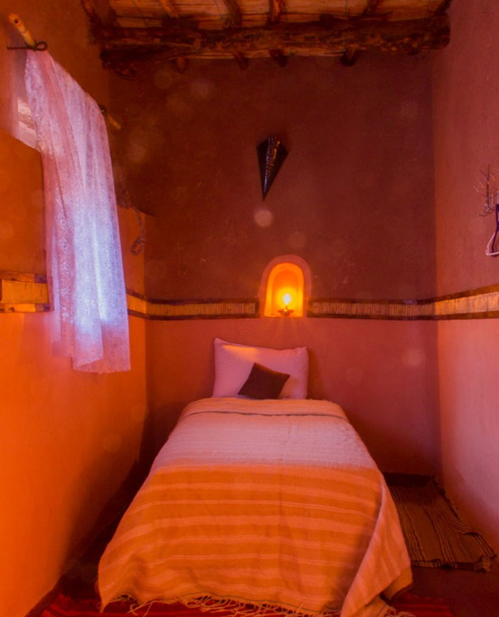 Deluxe Single Room in Kasbah Tebi